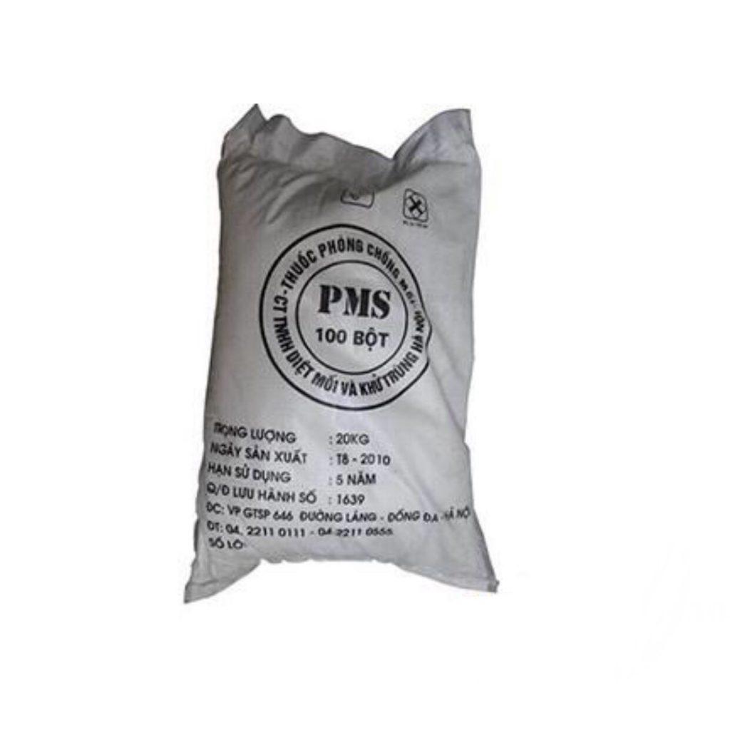 Thuốc chống mối PMS 100 – Bao 20 kg