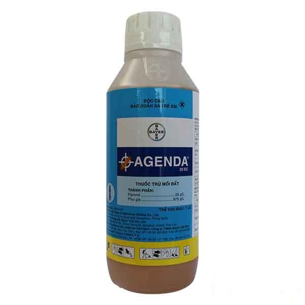 Thuốc chống mối Agenda 25EC – 1 lít (Bayer CHLB Đức)