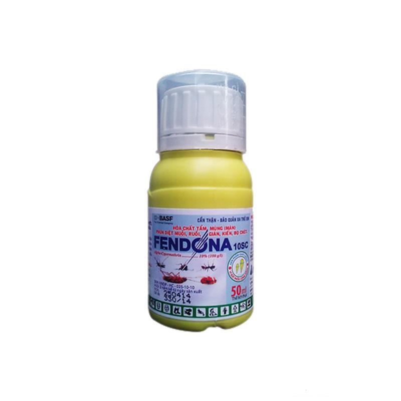 Thuốc diệt muỗi Fendona 10SC – 50ml (BASF – CHLB Đức)