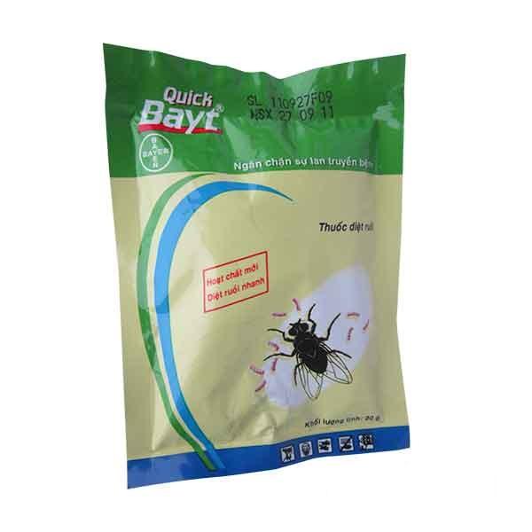 Thuốc diệt ruồi Quick Bayt – Gói 20 Gram