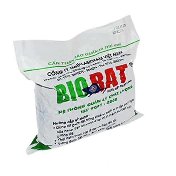 Thuốc diệt chuột Biorat – Gói 1 Kg